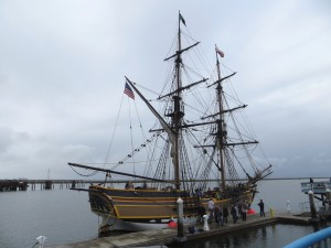 Lady Washington; Photo by Christopher Erickson